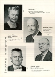 Page 14, 1958 Edition, University of Wisconsin La Crosse - La Crosse Yearbook (La Crosse, WI) online yearbook collection