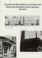 Page 16, 1968 Edition, University of Wisconsin La Crosse - La Crosse Yearbook (La Crosse, WI) online yearbook collection