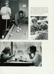 Page 13, 1969 Edition, University of Wisconsin La Crosse - La Crosse Yearbook (La Crosse, WI) online yearbook collection