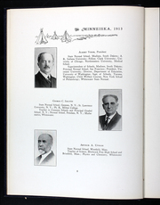 Page 16, 1913 Edition, University of Wisconsin Whitewater - Minneiska Yearbook (Whitewater, WI) online yearbook collection
