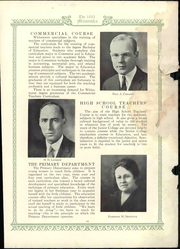 Page 23, 1932 Edition, University of Wisconsin Whitewater - Minneiska Yearbook (Whitewater, WI) online yearbook collection
