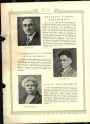 Page 24, 1932 Edition, University of Wisconsin Whitewater - Minneiska Yearbook (Whitewater, WI) online yearbook collection