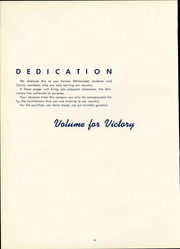 Page 10, 1944 Edition, University of Wisconsin Whitewater - Minneiska Yearbook (Whitewater, WI) online yearbook collection