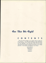 Page 11, 1944 Edition, University of Wisconsin Whitewater - Minneiska Yearbook (Whitewater, WI) online yearbook collection