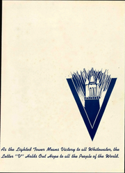 Page 7, 1944 Edition, University of Wisconsin Whitewater - Minneiska Yearbook (Whitewater, WI) online yearbook collection