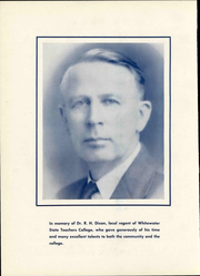 Page 8, 1944 Edition, University of Wisconsin Whitewater - Minneiska Yearbook (Whitewater, WI) online yearbook collection