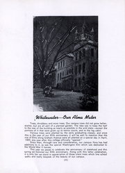 Page 11, 1948 Edition, University of Wisconsin Whitewater - Minneiska Yearbook (Whitewater, WI) online yearbook collection