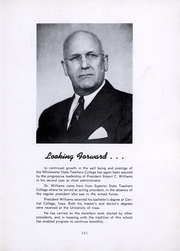 Page 8, 1948 Edition, University of Wisconsin Whitewater - Minneiska Yearbook (Whitewater, WI) online yearbook collection