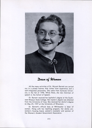 Page 9, 1948 Edition, University of Wisconsin Whitewater - Minneiska Yearbook (Whitewater, WI) online yearbook collection