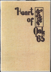 Page 1, 1965 Edition, Pacific University - Heart of Oak Yearbook (Forest Grove, OR) online yearbook collection