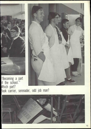 Page 17, 1965 Edition, Pacific University - Heart of Oak Yearbook (Forest Grove, OR) online yearbook collection
