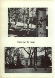 Page 8, 1965 Edition, Pacific University - Heart of Oak Yearbook (Forest Grove, OR) online yearbook collection