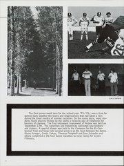 Page 10, 1976 Edition, Pacific University - Heart of Oak Yearbook (Forest Grove, OR) online yearbook collection