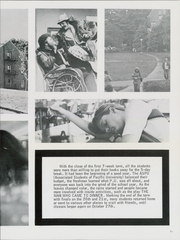 Page 15, 1976 Edition, Pacific University - Heart of Oak Yearbook (Forest Grove, OR) online yearbook collection