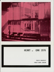 Page 5, 1976 Edition, Pacific University - Heart of Oak Yearbook (Forest Grove, OR) online yearbook collection
