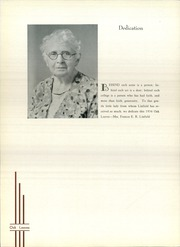 Page 10, 1936 Edition, Linfield College - Oak Leaves Yearbook (McMinnville, OR) online yearbook collection