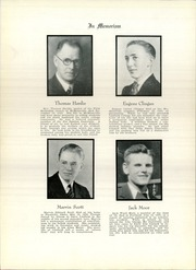 Page 8, 1936 Edition, Linfield College - Oak Leaves Yearbook (McMinnville, OR) online yearbook collection