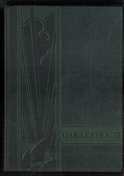 1937 Edition, Linfield College - Oak Leaves Yearbook (McMinnville, OR)