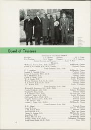 Page 14, 1939 Edition, Linfield College - Oak Leaves Yearbook (McMinnville, OR) online yearbook collection