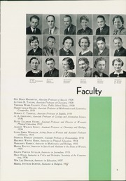 Page 17, 1939 Edition, Linfield College - Oak Leaves Yearbook (McMinnville, OR) online yearbook collection