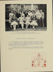 Page 17, 1945 Edition, Linfield College - Oak Leaves Yearbook (McMinnville, OR) online yearbook collection