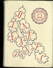 1954 Edition, Linfield College - Oak Leaves Yearbook (McMinnville, OR)