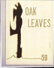 1959 Edition, Linfield College - Oak Leaves Yearbook (McMinnville, OR)