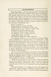 Page 8, 1914 Edition, McKendree University - McKendrean Yearbook (Lebanon, IL) online yearbook collection