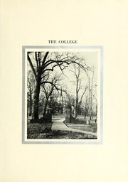 Page 13, 1933 Edition, McKendree University - McKendrean Yearbook (Lebanon, IL) online yearbook collection