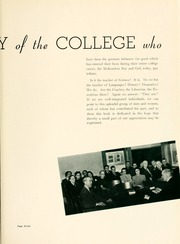 Page 11, 1940 Edition, McKendree University - McKendrean Yearbook (Lebanon, IL) online yearbook collection