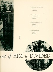 Page 13, 1940 Edition, McKendree University - McKendrean Yearbook (Lebanon, IL) online yearbook collection