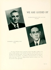 Page 14, 1940 Edition, McKendree University - McKendrean Yearbook (Lebanon, IL) online yearbook collection