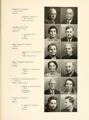 Page 15, 1940 Edition, McKendree University - McKendrean Yearbook (Lebanon, IL) online yearbook collection