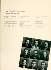Page 17, 1940 Edition, McKendree University - McKendrean Yearbook (Lebanon, IL) online yearbook collection