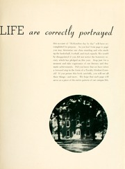 Page 9, 1940 Edition, McKendree University - McKendrean Yearbook (Lebanon, IL) online yearbook collection