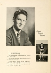 Page 10, 1951 Edition, McKendree University - McKendrean Yearbook (Lebanon, IL) online yearbook collection