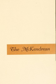 Page 5, 1951 Edition, McKendree University - McKendrean Yearbook (Lebanon, IL) online yearbook collection