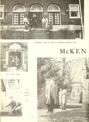 Page 12, 1953 Edition, McKendree University - McKendrean Yearbook (Lebanon, IL) online yearbook collection