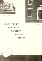 Page 14, 1953 Edition, McKendree University - McKendrean Yearbook (Lebanon, IL) online yearbook collection