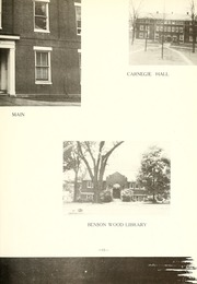 Page 15, 1953 Edition, McKendree University - McKendrean Yearbook (Lebanon, IL) online yearbook collection