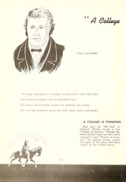 Page 6, 1953 Edition, McKendree University - McKendrean Yearbook (Lebanon, IL) online yearbook collection