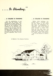 Page 7, 1953 Edition, McKendree University - McKendrean Yearbook (Lebanon, IL) online yearbook collection