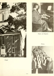 Page 9, 1953 Edition, McKendree University - McKendrean Yearbook (Lebanon, IL) online yearbook collection
