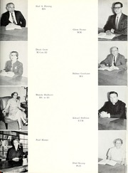 Page 15, 1957 Edition, McKendree University - McKendrean Yearbook (Lebanon, IL) online yearbook collection