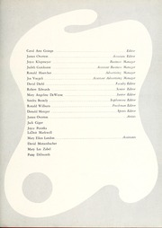 Page 7, 1957 Edition, McKendree University - McKendrean Yearbook (Lebanon, IL) online yearbook collection