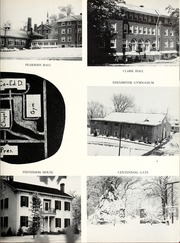 Page 9, 1957 Edition, McKendree University - McKendrean Yearbook (Lebanon, IL) online yearbook collection