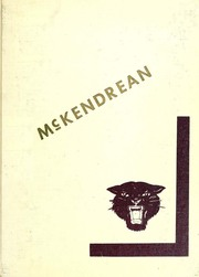 Page 1, 1960 Edition, McKendree University - McKendrean Yearbook (Lebanon, IL) online yearbook collection