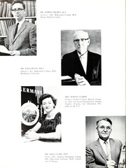 Page 16, 1960 Edition, McKendree University - McKendrean Yearbook (Lebanon, IL) online yearbook collection