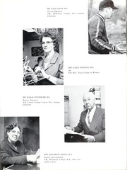 Page 17, 1960 Edition, McKendree University - McKendrean Yearbook (Lebanon, IL) online yearbook collection