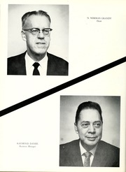 Page 14, 1961 Edition, McKendree University - McKendrean Yearbook (Lebanon, IL) online yearbook collection